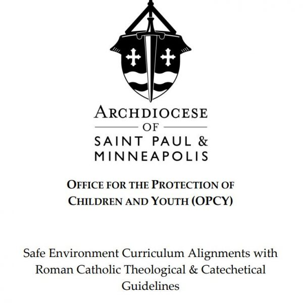 Introduction to Correlations of Personal Safety Curriculum to the Archdiocesan Religion Standards
