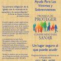 Victim/Survivor Assistance (Healing) Brochure – Spanish (for color printing)